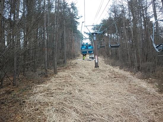 まだ狭くて滑走エリアも少ない|佐久スキーガーデン「パラダ」のクチコミ画像