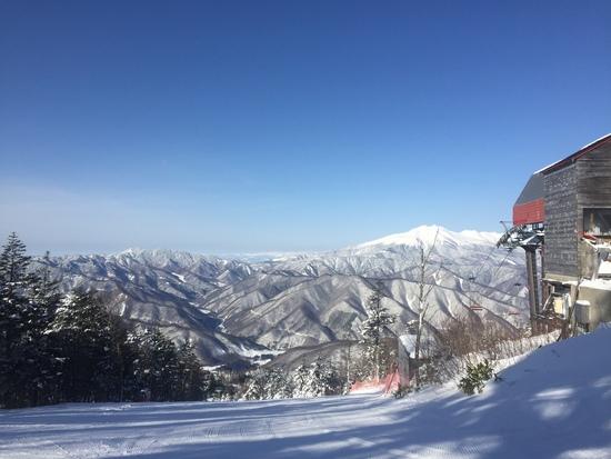 ほぼ混雑なし^_^|信州松本 野麦峠スキー場のクチコミ画像