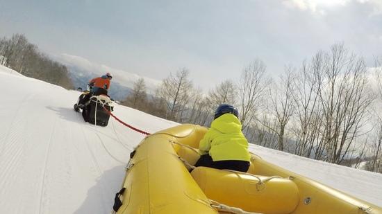 家族でお遊び!|白馬八方尾根スキー場のクチコミ画像
