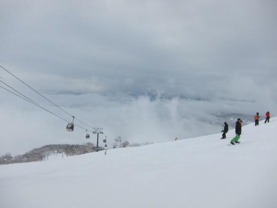 ここだけでも十分なスケールのスキー場!脚イタイ!!|ニセコアンヌプリ国際スキー場のクチコミ画像