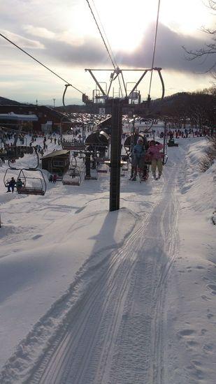 ちょっと狭いかな|たんばらスキーパークのクチコミ画像