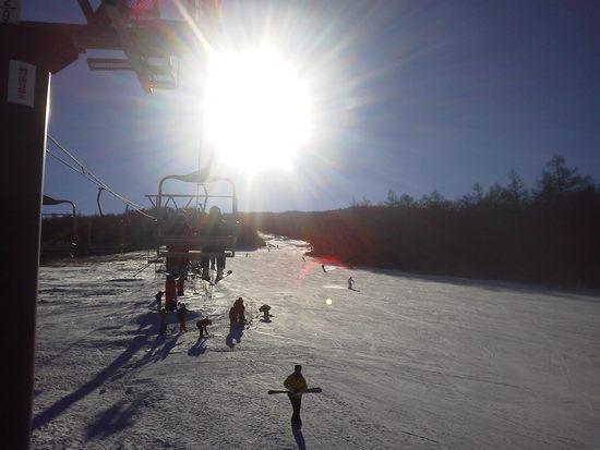 初滑りシーズンは、、、|湯の丸スキー場のクチコミ画像