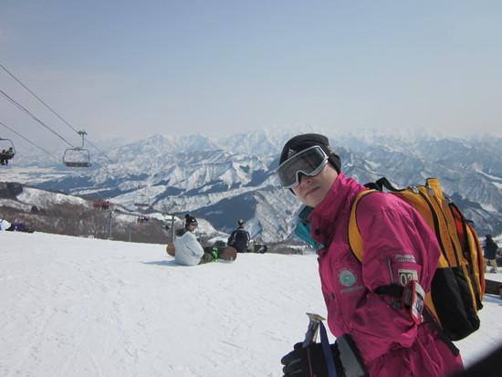 受験生がいてもスベル?!|GALA湯沢スキー場のクチコミ画像