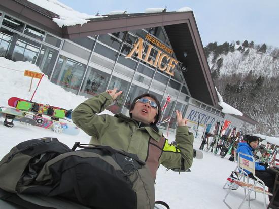 春スキー|Hakuba47 ウインタースポーツパークのクチコミ画像