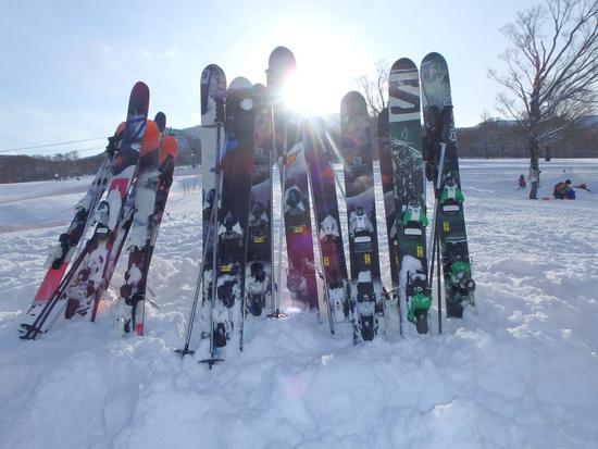 仲間|奥志賀高原スキー場のクチコミ画像