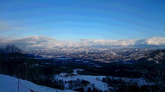 ストレスを感じる事も無く|赤倉温泉スキー場のクチコミ画像