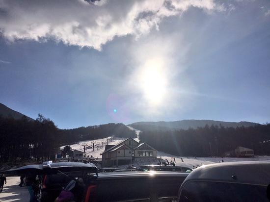 ゲレンデ&天候|湯の丸スキー場のクチコミ画像