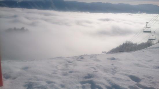 親子で満足の初滑り|戸狩温泉スキー場のクチコミ画像