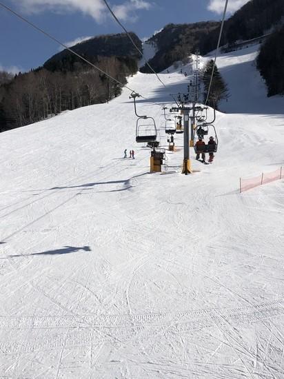 バイオレットコース最高!|丸沼高原スキー場のクチコミ画像