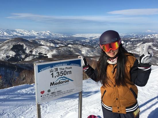 ツリーランコース|斑尾高原スキー場のクチコミ画像