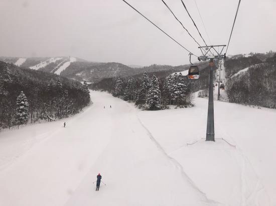 12月は新雪ふわふわ|KIRORO SNOW WORLDのクチコミ画像