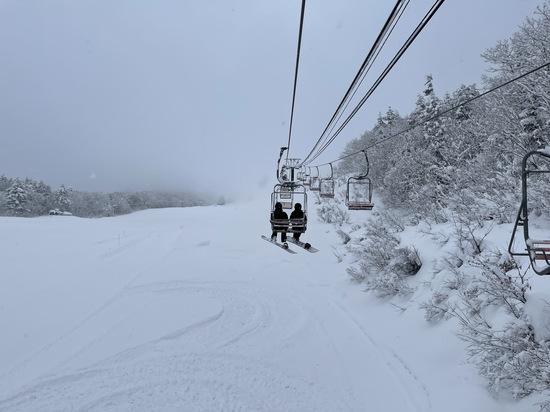 オープン初日|会津高原南郷スキー場のクチコミ画像