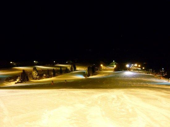 キーンと冷えた早朝|鷲ヶ岳スキー場のクチコミ画像
