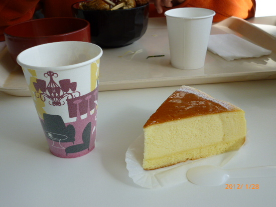 さすがにケーキがうまい|シャトレーゼスキーリゾート八ケ岳のクチコミ画像