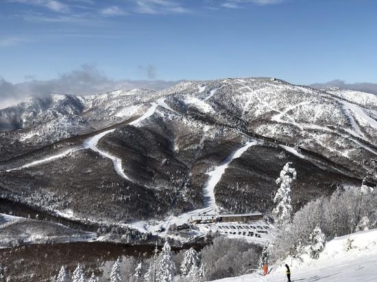 雪の良いとき|志賀高原リゾート中央エリア(サンバレー〜一の瀬)のクチコミ画像
