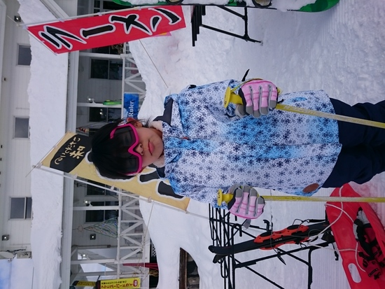 チビちゃん練習|立山山麓スキー場のクチコミ画像