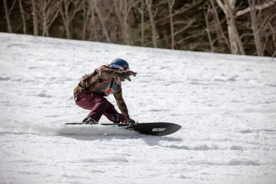 スノーサーファーinテクニカル選手権www|ハンターマウンテン塩原のクチコミ画像
