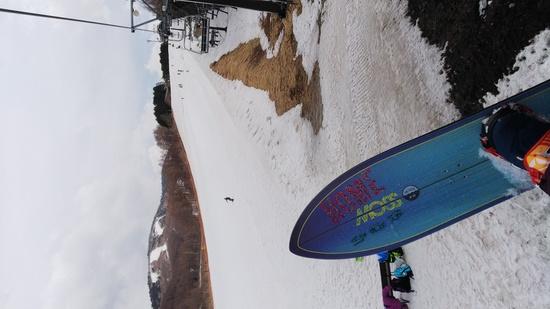 スノーサーファーinテクニカル選手権www|ハンターマウンテン塩原のクチコミ画像2