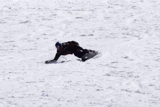 スノーサーファーinテクニカル選手権www|ハンターマウンテン塩原のクチコミ画像3