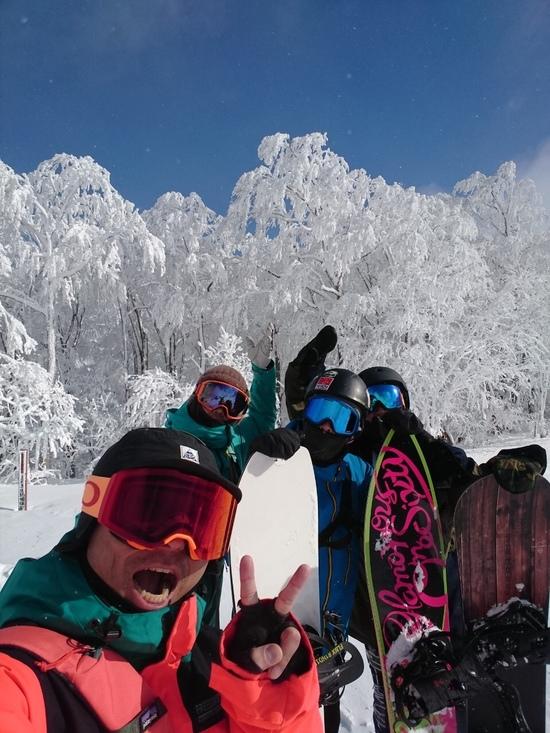 雪質最高!|蔵王温泉スキー場のクチコミ画像