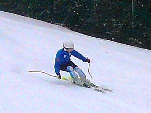 ジュニアもトレーニング!|信州松本 野麦峠スキー場のクチコミ画像