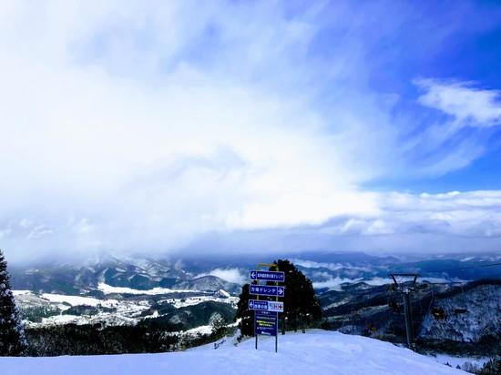 広くてなだらかな斜面|神鍋高原 万場スキー場のクチコミ画像1