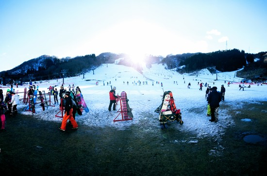 今庄365スキー場のフォトギャラリー2