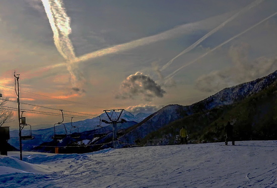 大空のシュプール|丸沼高原スキー場のクチコミ画像