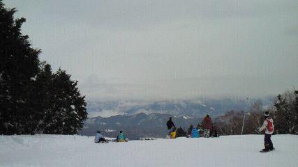 今日のゲレンデ|鷲ヶ岳スキー場のクチコミ画像