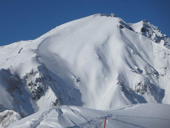 パウダーを堪能するなら…|谷川岳天神平スキー場のクチコミ画像