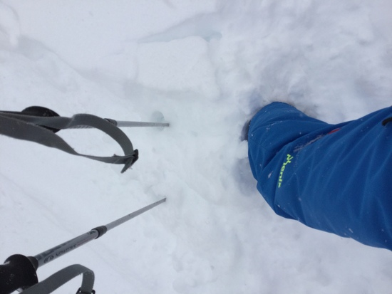 季節外れのパウ|丸沼高原スキー場のクチコミ画像