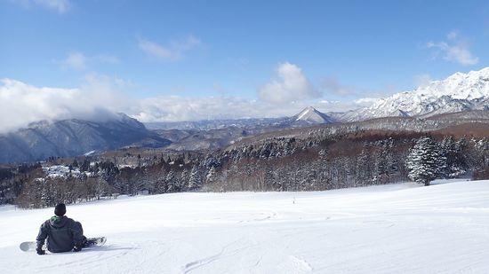 スキーヤー向け|戸隠スキー場のクチコミ画像