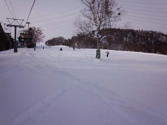 ガラガラ…。|かぐらスキー場のクチコミ画像