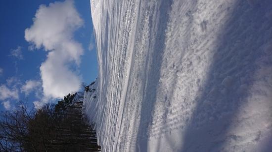 空いてるゲレンデ|奥神鍋スキー場のクチコミ画像