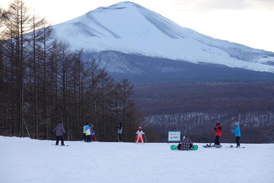 ファミリー向けA級スキー場|軽井沢スノーパークのクチコミ画像