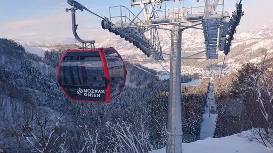 2021信州ツアー <第1章 VOL.1> 野沢温泉スキー場のクチコミ画像
