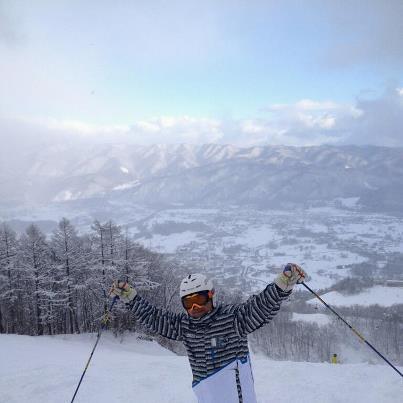 クリスマス 最高のゲレンデ|白馬八方尾根スキー場のクチコミ画像