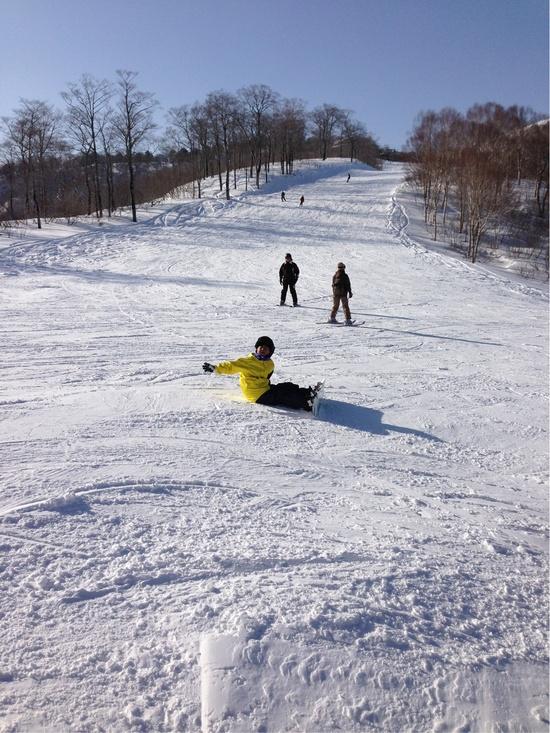 シーズンイン♪|かぐらスキー場のクチコミ画像