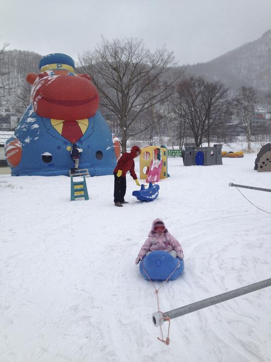 子供連れには充実した設備|苗場スキー場のクチコミ画像