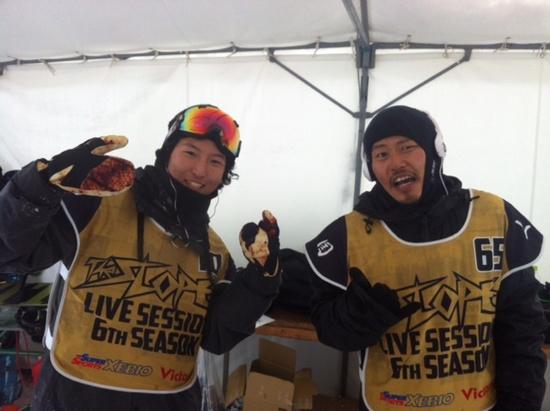 昨年のThe SLOPE 上越国際スキー場のクチコミ画像