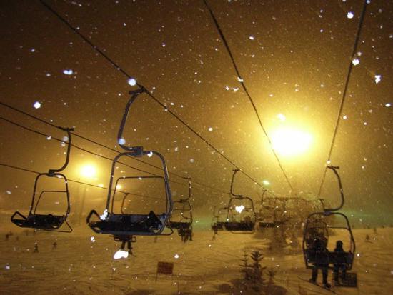 コースが豊富ですよね。|苗場スキー場のクチコミ画像