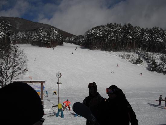 ミネロ 猪苗代スキー場[中央×ミネロ]のクチコミ画像