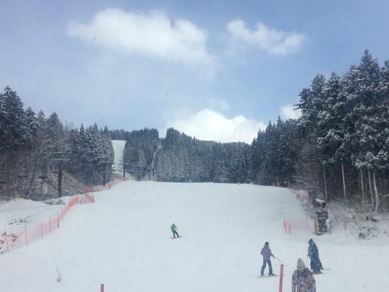 また恵みの雪|鷲ヶ岳スキー場のクチコミ画像
