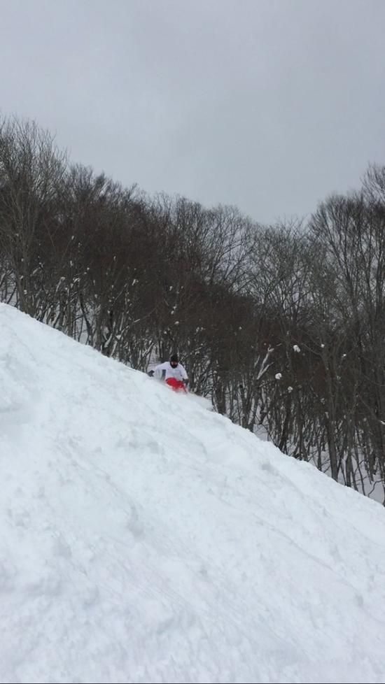 38度の台鞍ゲレンデ|会津高原だいくらスキー場のクチコミ画像
