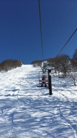 快晴|六日町八海山スキー場のクチコミ画像