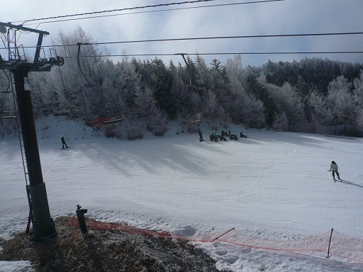 雨の影響|信州松本 野麦峠スキー場のクチコミ画像