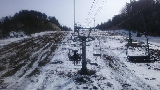 頑張れ南郷!|会津高原南郷スキー場のクチコミ画像