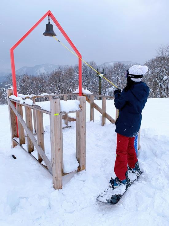 疫病退散の鐘|会津高原南郷スキー場のクチコミ画像
