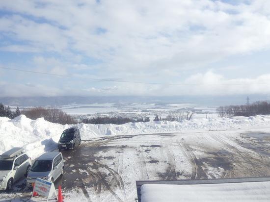 関東大雪で空いている、猪苗代スキー場 猪苗代スキー場[中央×ミネロ]のクチコミ画像3