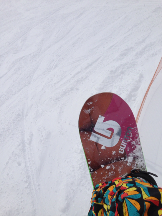 チャレンジサイコー|苗場スキー場のクチコミ画像